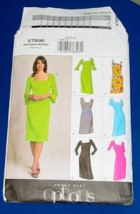 Scnnitt Vogue V7896