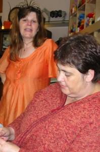 Anne und Zauberpuffel