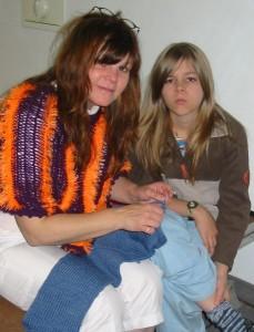 Anne mit Annekind