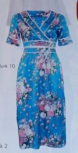 Kleid aus Knipmode