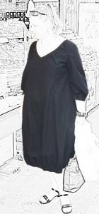 Kleid aus Burda Modemagazin 06/2009