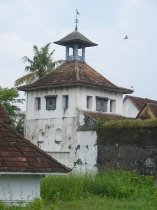 Synagoge Cochin