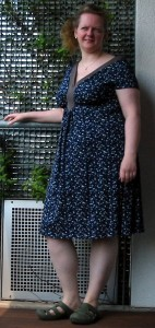 Kleid Butterick
