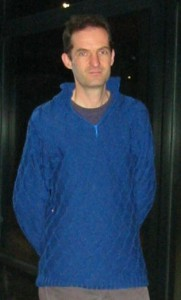 Pullover aus \