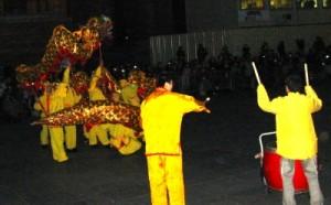 chinesisches Neujahr in St. Germain