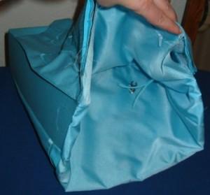 Innenleben der Tasche