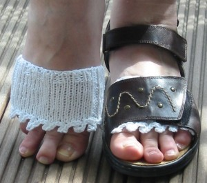 Sandalensocke