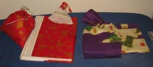 Weihnachtsverpackungen 2010