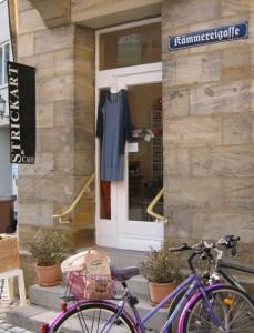 Strickart Cafe in Bayreuth