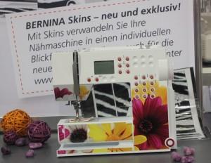 Bernina skins