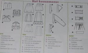 Kleiderbaukasten Knipmode