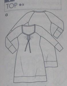 Kleid Knipmode