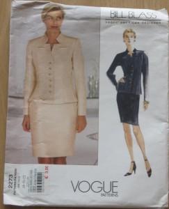 Schnitt Vogue 2273