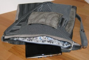 Tasche fürs Büro
