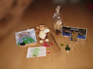 Geschenke vom Weihnachtsmarkt