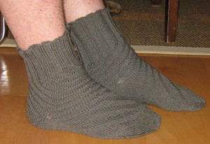 Dreher Socken