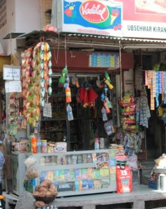 Laden in Udaipur