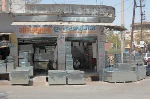 Händler in Udaipur