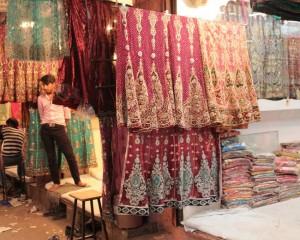 Bazar in Indien