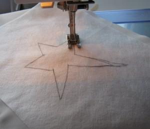 Stern markieren