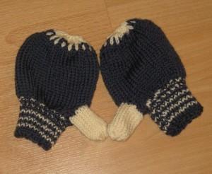 Handschuhe für Kleinkinder