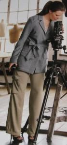 Hose Burdastyle, Bildrechte beim Burdaverlag