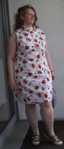 Kleid, sportliches Styling