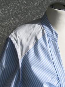 Innenverarbeitung Bluse