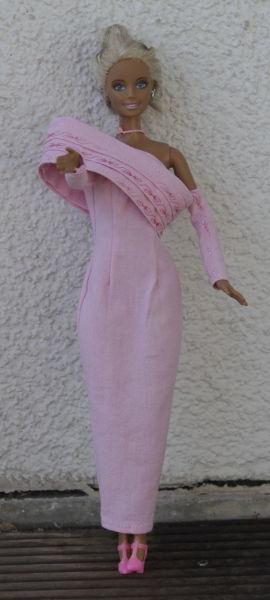 Barbie in rosa