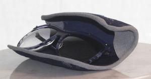 Sonnenbrille mit Hülle