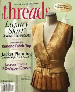 Titel Threads Magazine
