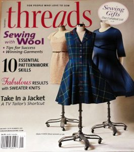 Titelbild Threads Magazine