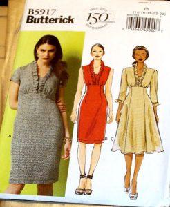 Schnitt Butterick B5917