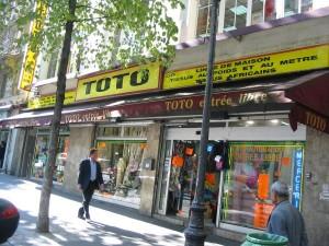 Toto Paris