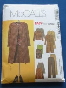 Schnitt McCalls