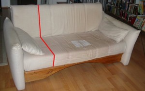 Sofa messen