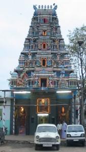 Tempel in Bangalore