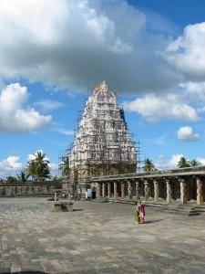 Tempelanlage von Belur