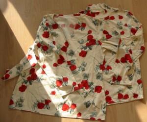 Shirts mit Rosen