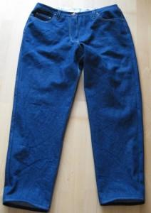 Jeans nach Vogue