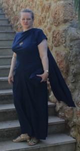 Kleid nach Vogue