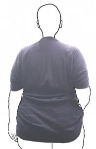 Rückenansicht