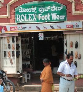 Schuhgeschäft Bangalore
