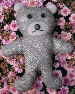 Bennie Brokatbär