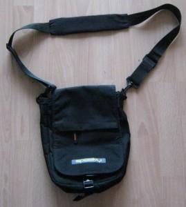 Reparierte Tasche