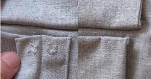 Taschenbefestigung