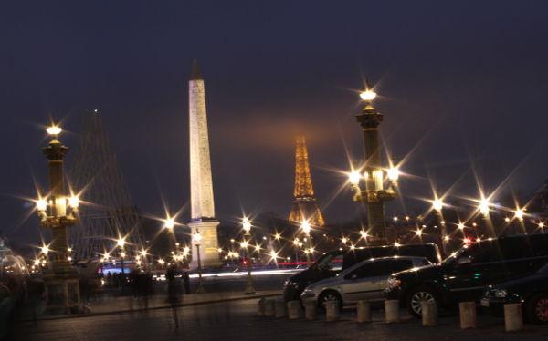 Place da la Concorde