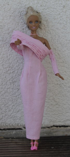 Barbie in rosa