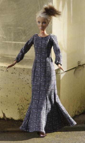 Barbie Kleid