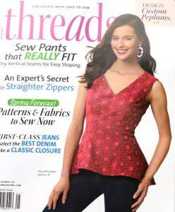 Titel Threads Magazine